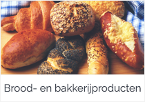 Brood- en bakkerijproducten